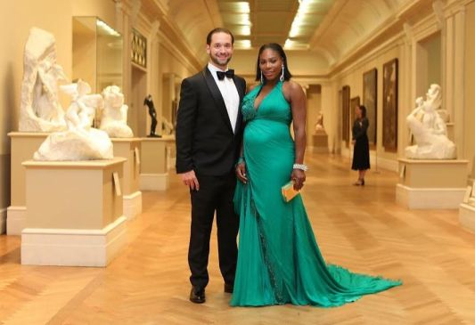 Love Has Been Brewed! Alexis Ohanian Praises His Fiancée, Serena Williams