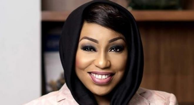 Photos: Nigerian Actress, Rita Dominic Turns Heads At The Industreet Premiere