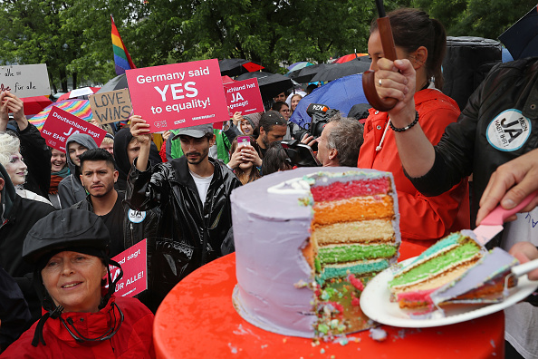 Germany Legalizes Same Sex Marriage