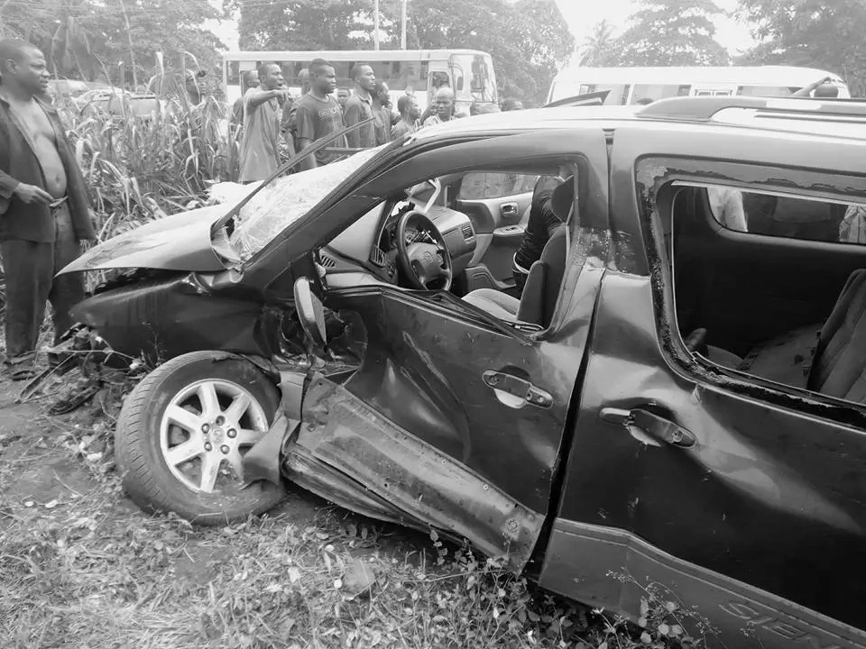 Man Survives This Ghastly Accident Without A Scratch And We Are Shocked