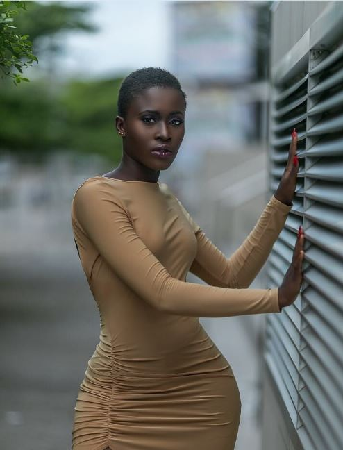 PHOTO: See What Fella Makafui Donated To This School That Social Media Is Talking About
