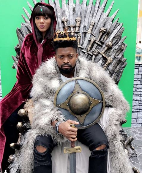 Basketmouth And Wife Expecting Third Child