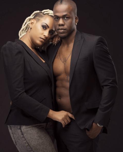 Wedding BELLS: Juliet Ibrahim And Nigerian Boyfriend Iceberg Slim Set To Get Married