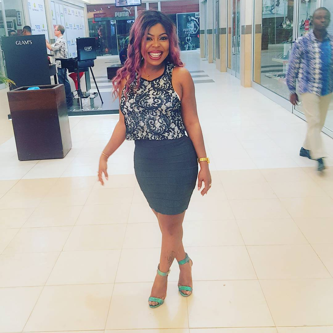 Afia Schwarzenegger Takes Our Breath Away With This CHIC Photo