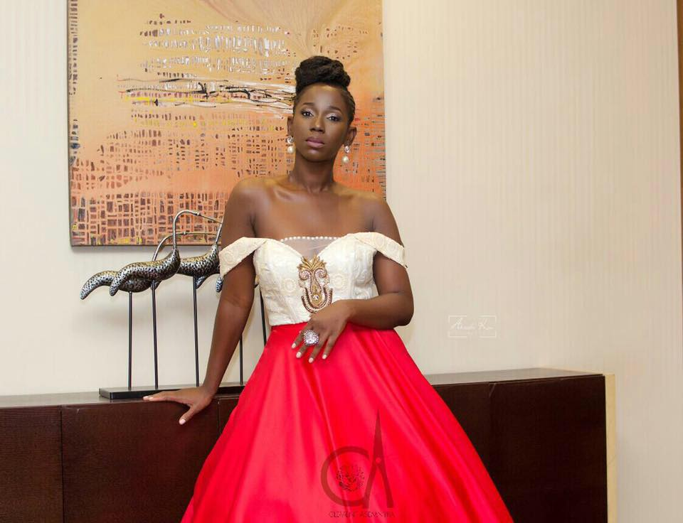 Ama K. Abebrese Wins Best Actress Award In USA