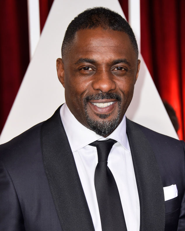 It's Official: Idris Elba Has The The 'World Best Selfie'