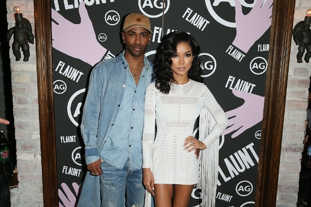 OMG: Jhene Aiko Tattoos Big Sean's Face On Her Arm