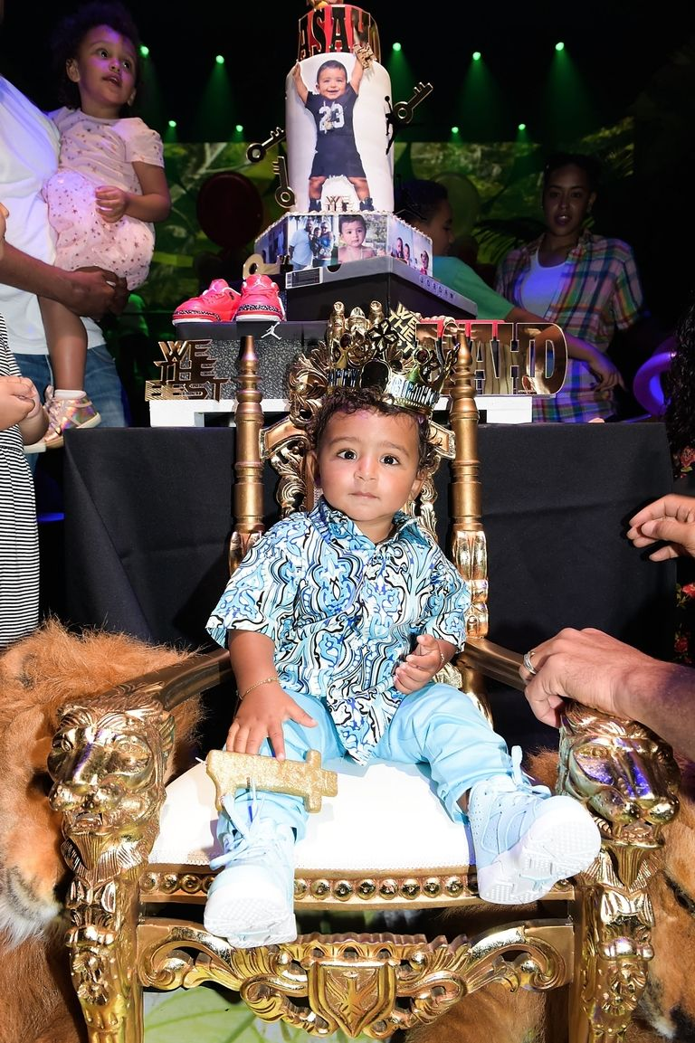 Must See: Here is The Enviable Birthday Party DJ Khaled Threw For His 1-Year Old Son