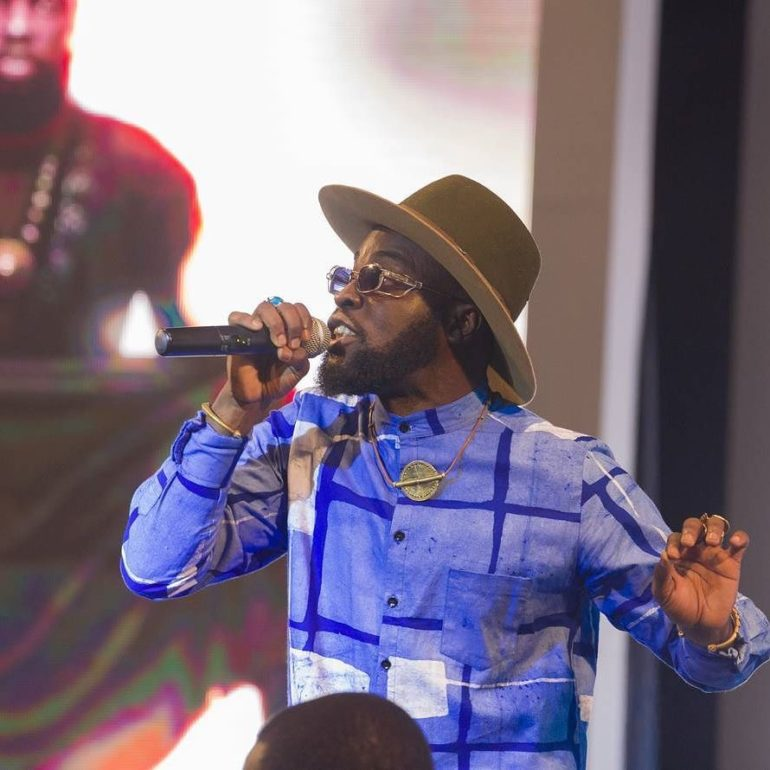 'It Is All Lies' – M.anifest Finally Responds To His No-Show At Becca's Concert