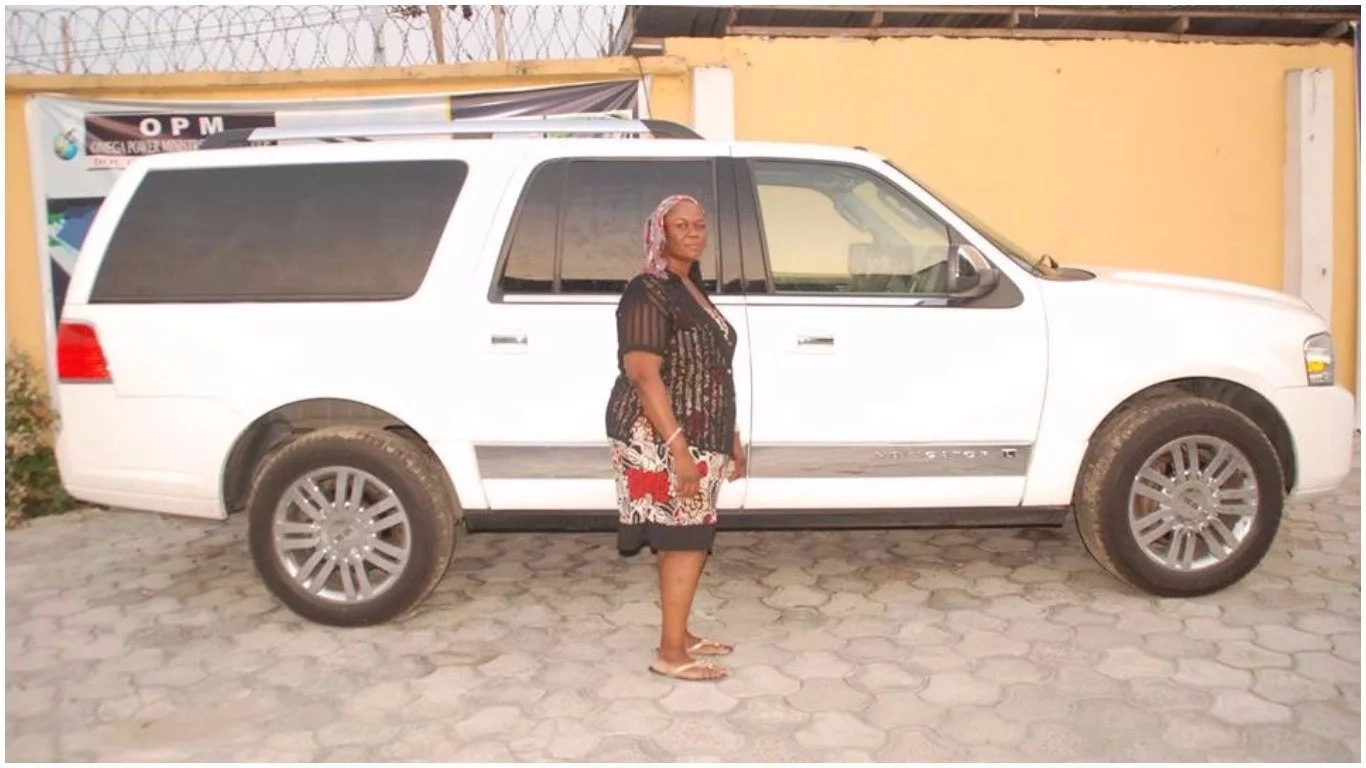 Exemplary: Nigerian Pastor Gives Poor Widow New Lincoln Navigator SUV