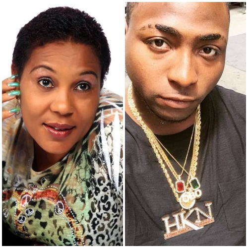 Shan George Falls For Davido And Here Is Why