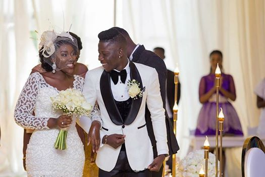 Ghanaians Question Stonebwoy's Credibility After Attack On His Wife