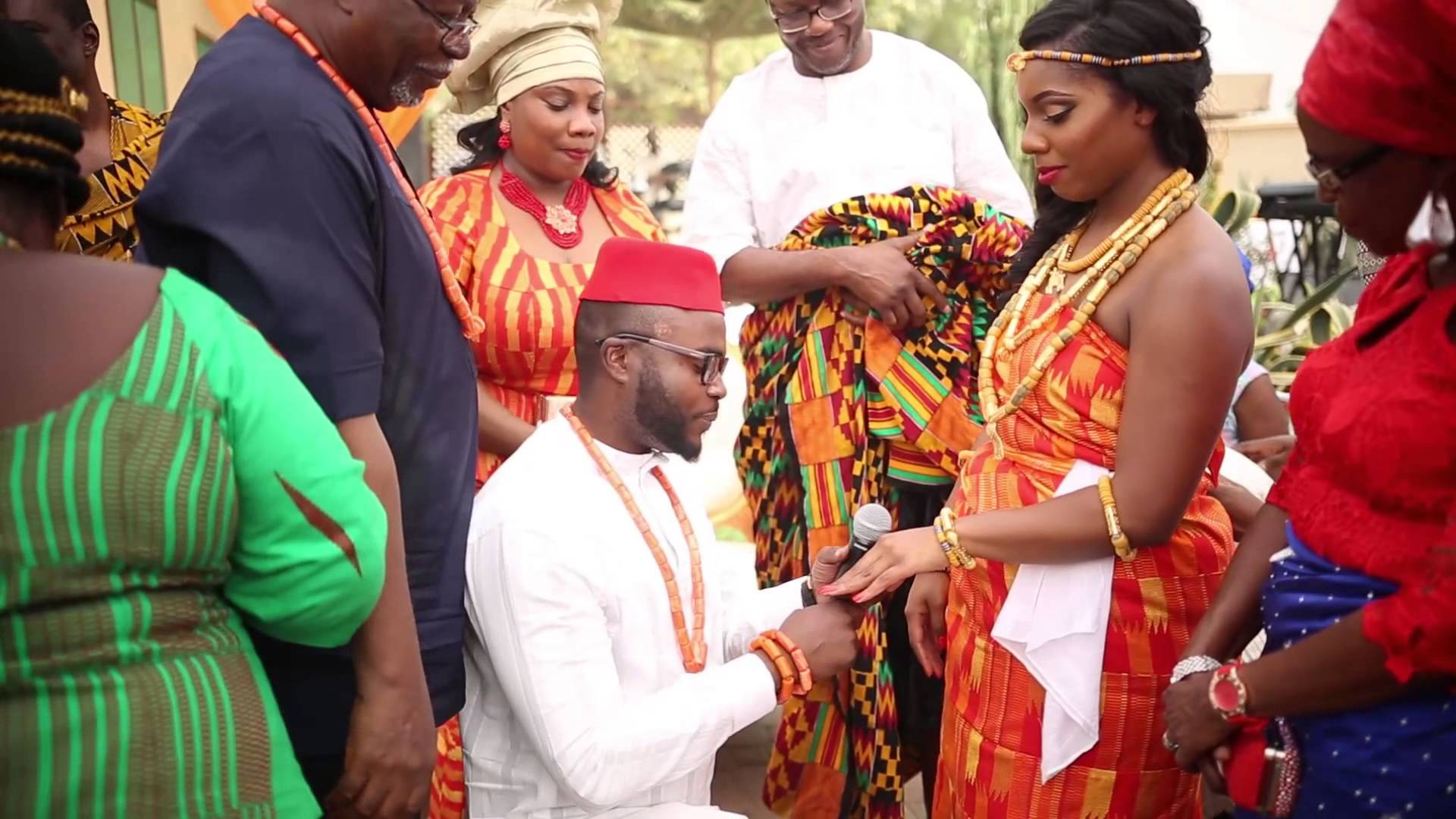 See The Outrageous Engagement List Given To A Prospective Nigerian Groom