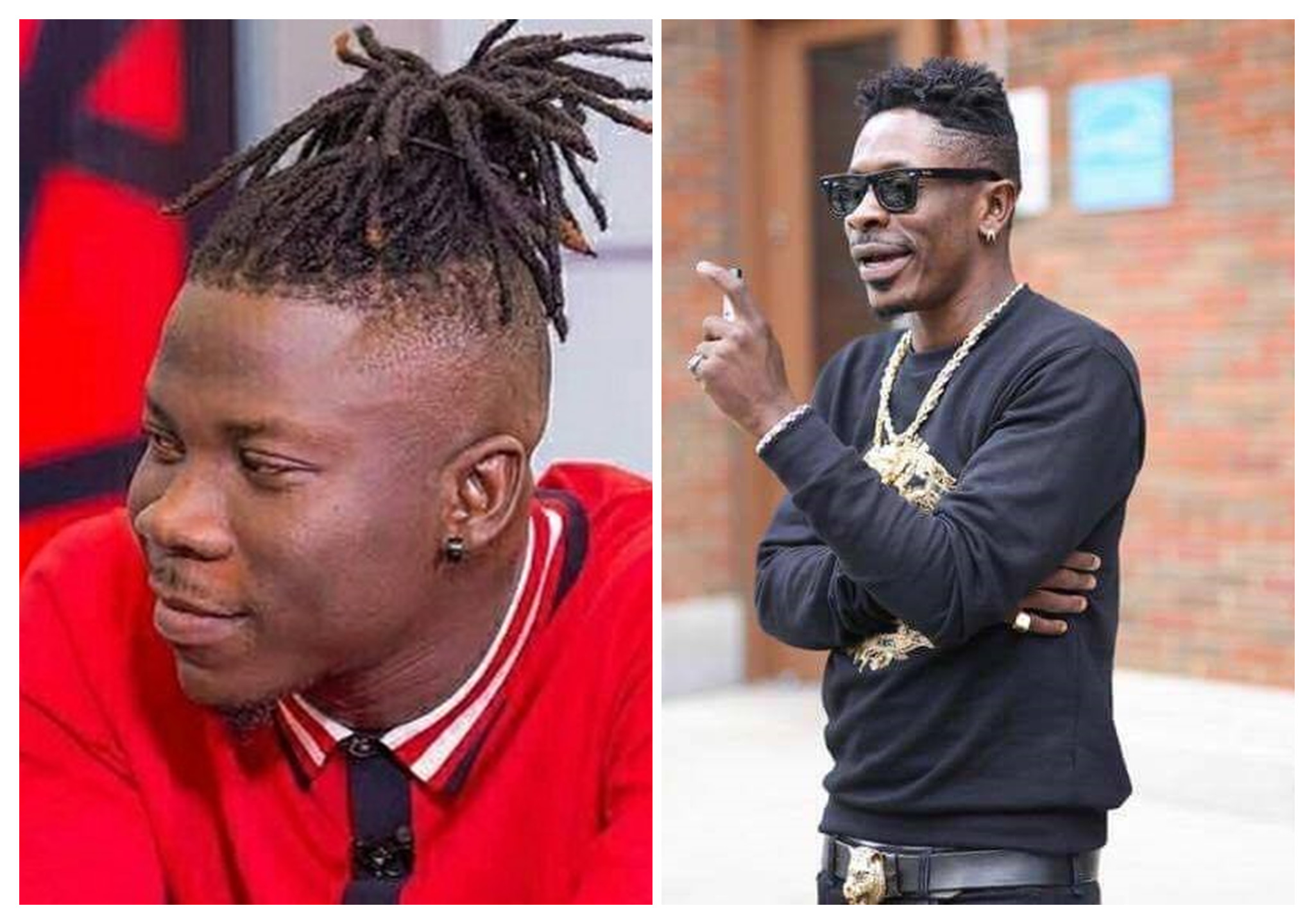 Shatta Wale, Stonebwoy And Samini To Headline Concert In December