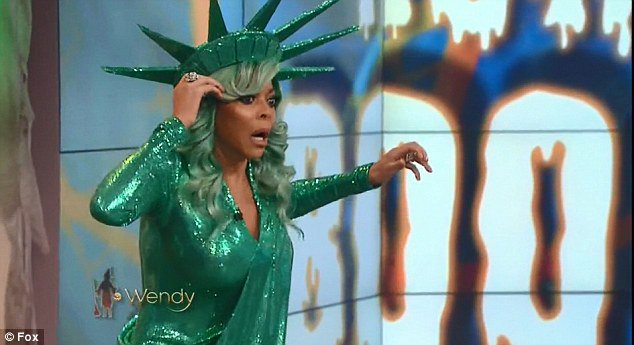 Video: Watch Moment Wendy Williams Fainted On Live TV