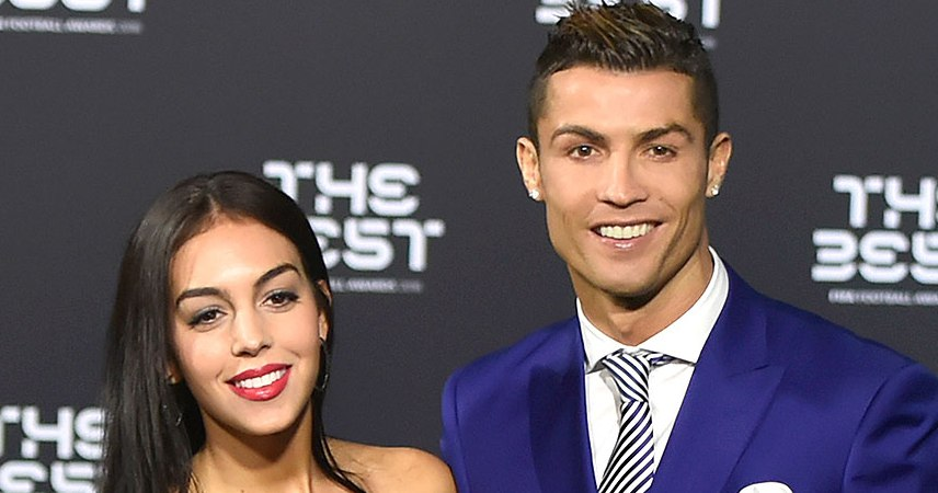 Cristiano Ronaldo Beams With Smiles As He Welcomes 4th Child
