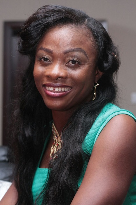 'I Want To Go To Heaven That's Why I'm Not Married' – Diana Asamoah