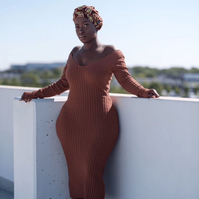 This Twitter User Causes 'Trouble' With Her Curves On Social Media