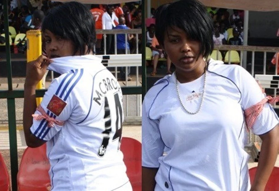 'I Played For Kotoko Ladies For 5 Years' – Nana Ama McBrown