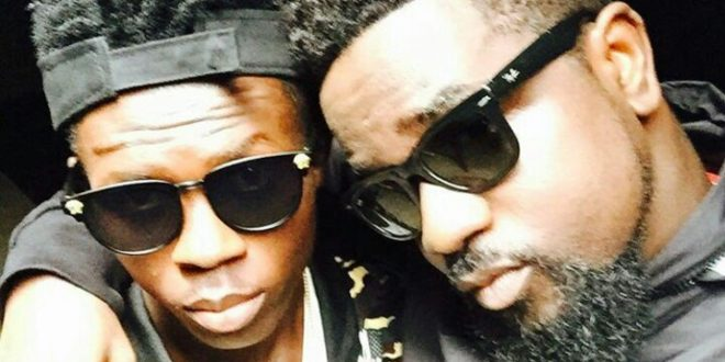'Apart From Me, Strongman Is The Best Rapper In Ghana' – Sarkodie Says