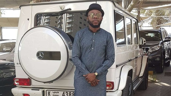 'Consider Me A Big Fool If I Buy Cars Every Year Whilst I've Not Bought A House'- Kalybos