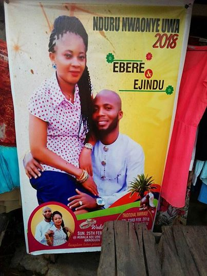 PHOTOS: Nigeria Man Set To Make 'Record' By Marrying Two Women Same Day