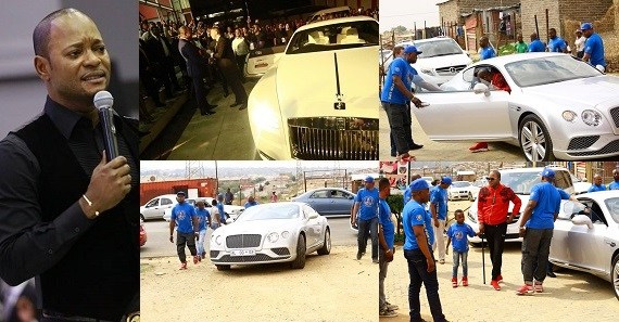 This Man Is Now The Richest Pastor In The World; And He Is From Africa! (+Photos)