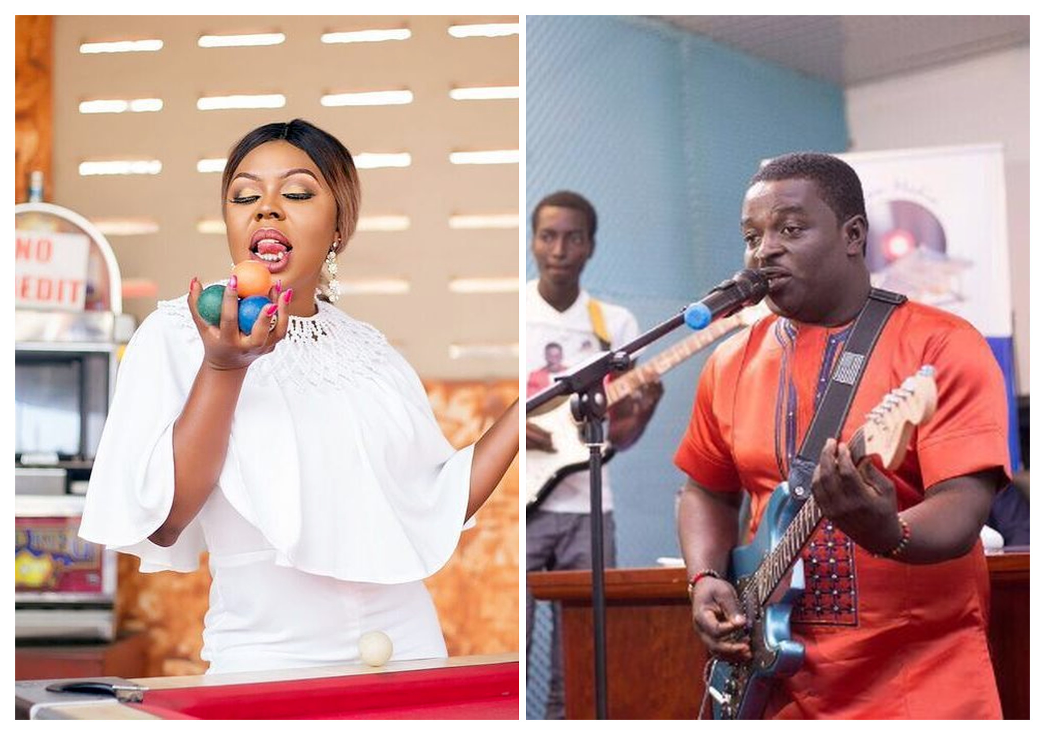 'Before You Open That Your Mouth To Criticize Zylofon Media, Make Sure You Check Yourself FIRST' – Kumi Guitar SHADES Afia Schwarzenegger