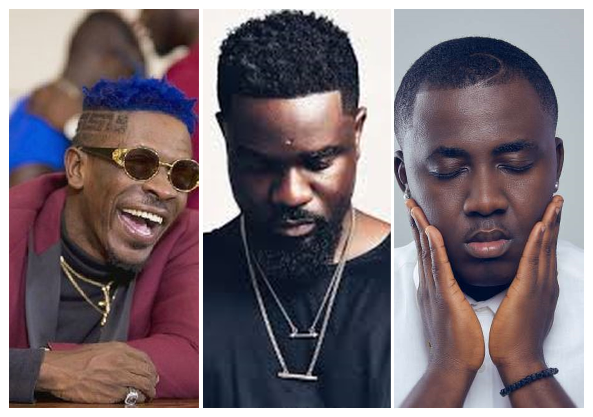 FLASHBACK: Here's A List Of  VGMA 'Artiste Of The Year' Winners Since 2000