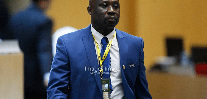 BREAKING: George Afriyie sacked as FA Vice President