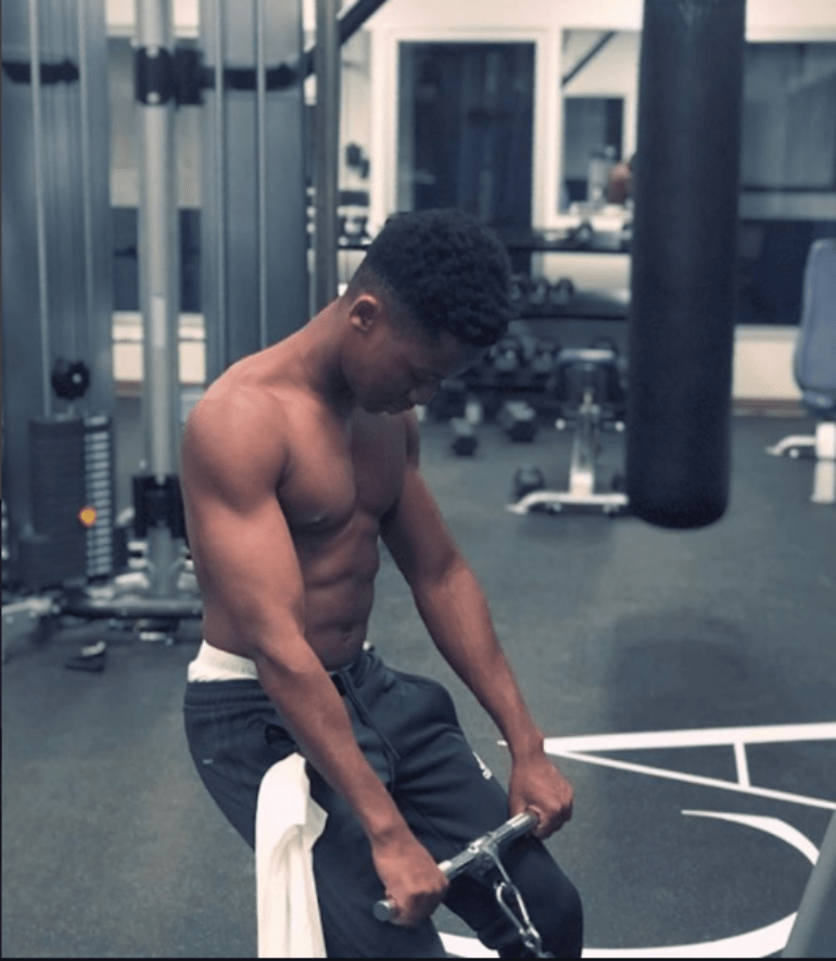Abraham Attah Makes His Female Fans Go GAGA With These PHOTOS: