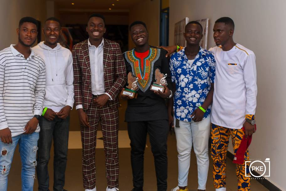 Casta Troy wins Hiphop song & Hiphop Artiste of the year + Full List Of Winners at the RTC Western Music Awards 2018