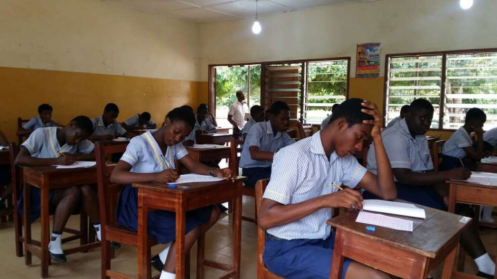 WASSCE Candidates Physically Assault Their Teachers For Refusing To Allow Them To Cheat In Exams