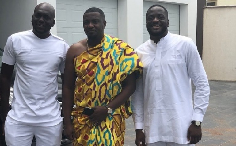 What Happened To John Dumelo's Wedding Ring? Lost It Already?