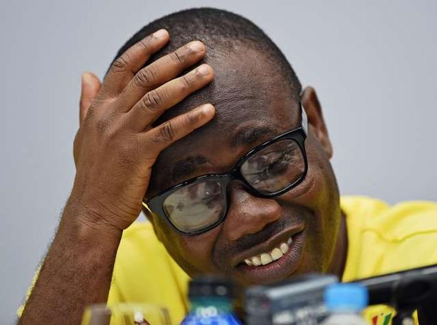 Nyantakyi Picked Up On Arrival; Investigations Underway