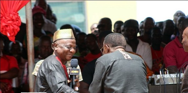 """""""A Monument Must Be Built In Honor Of Super OD"""" — Nana Kwame Ampadu Urges Government"""