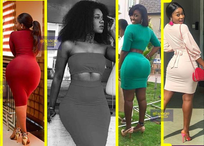 Alarm BLOW: List of Ghanaian Celebrities Who've Undergone Dr Obengfo's A$$ & B00bs Enlargement