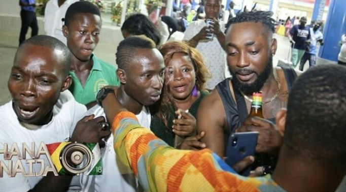 Patapaa Suggests He So BIG That When He's Featured On A Song & He Coughs, The Song Will Still Be A Hit