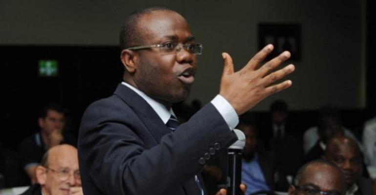 Kwesi Nyantakyi Calls Anas A Scammer, Apologizes To President Akufo-Addo For 'Disgracing' Him
