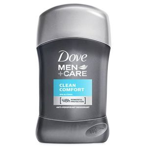 Deodorant antiperspirant stick Dove Clean Comfort