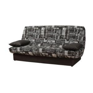 Canapea Click Clack The Sofa Bonjournee Black Petite