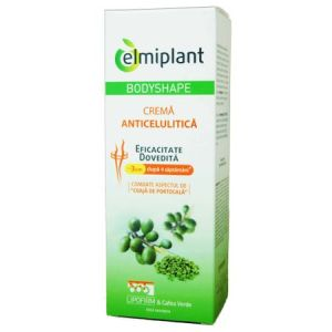 Crema Anticelulitica Elmiplant Bodyshape