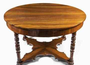 Tavolo Antico Allungabile | Autentico Antico Tavolo Dell 39800 In ...