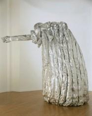 Mine de rien, 1997, 330 x 300 x 215 cm, aluminium, fer