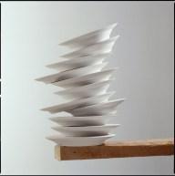 Un peu de temps à l'état pur Porcelaine, 2005 45 x 50 x 69 cm photographe: Raphaël Chipault et Benjamin Soligny Collection du musée des Beaux-arts Amiens