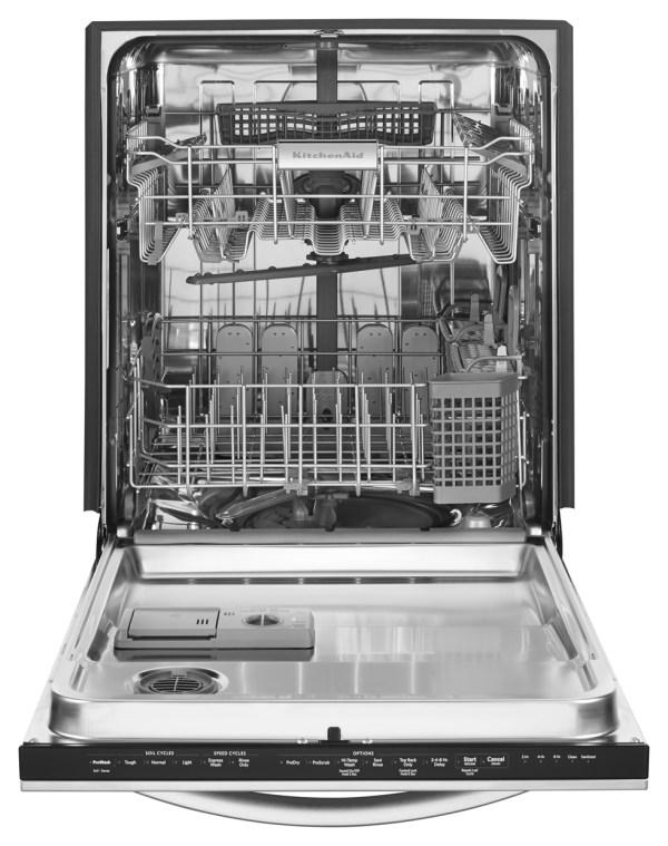 KitchenAid Dishwasher Filter Clean