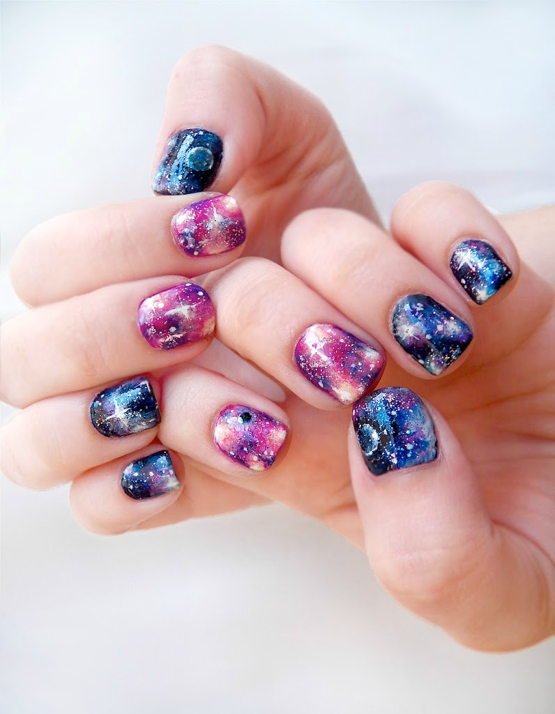 Nail Art Ideas For Short Nails Manicures Designs For