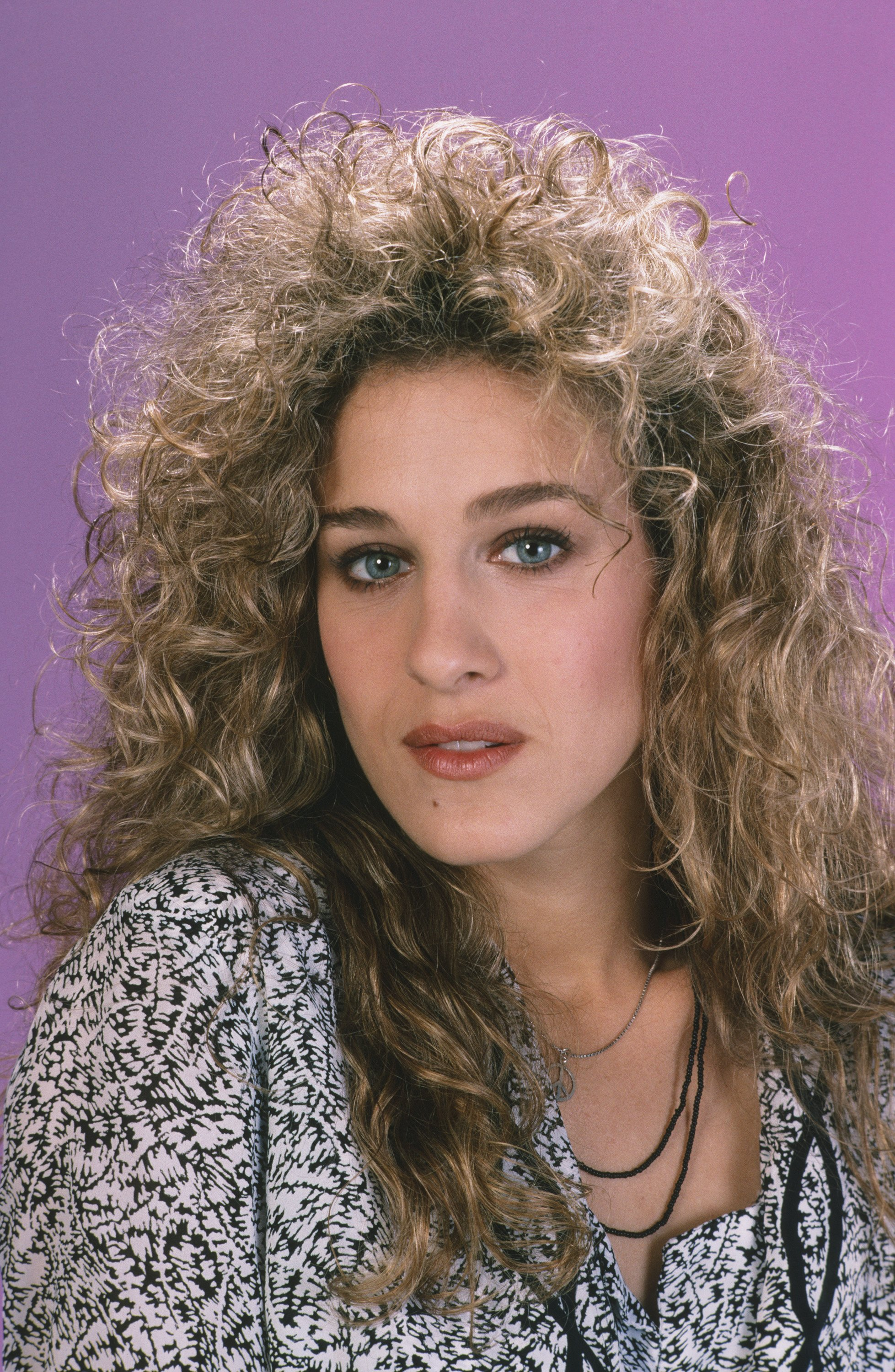 Bad '80s Beauty Trends Embarrassing Eighties Hairstyles And