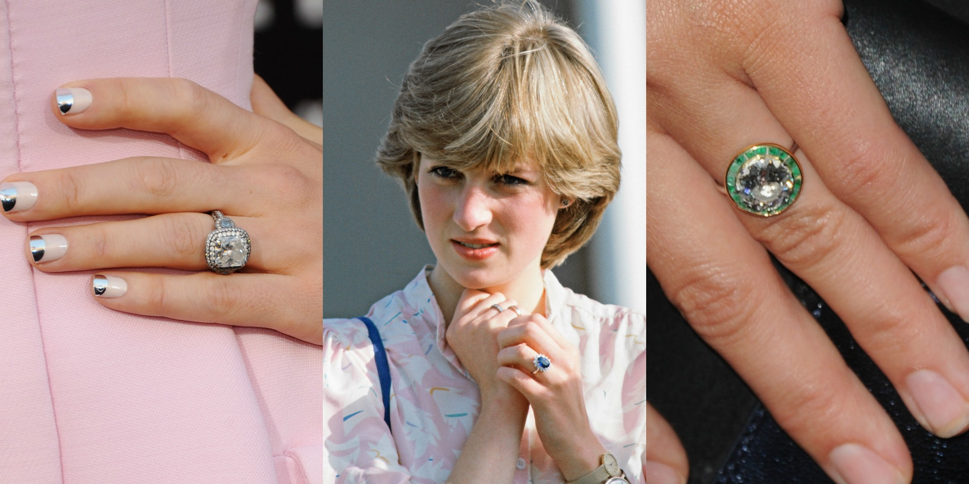 15 Biggest Celebrity Engagement Rings Most Famous