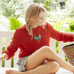 Beach Style Decorating Living Room Cowboy Ideas Jennifer Morrison's Summer - Beach-inspired Fashion